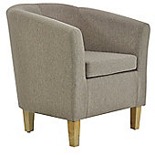 Kendal Linen Fabric Tub Chair