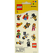 Lego Minifigures Stickers