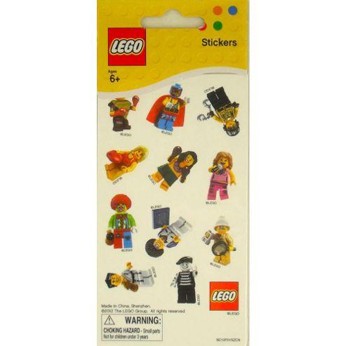 Lego Minifigures Stickers