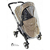 Raincover Compatible with Silvercross Wayfarer Pushchair (142)