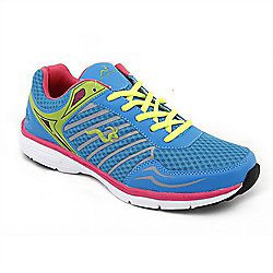 Woodworm Sports Mfs Mens Running Shoes / Trainers Sky/Fluvo Size 10.5