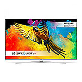 LG 55UH770V 55 Inch, Smart, Built-in Wi-Fi, UHD, 2160P LED TV, with Freeview HD, in Silver
