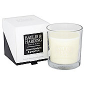 Baylis & Harding Boxed Candle, Sweet Mandarin & Grapefruit