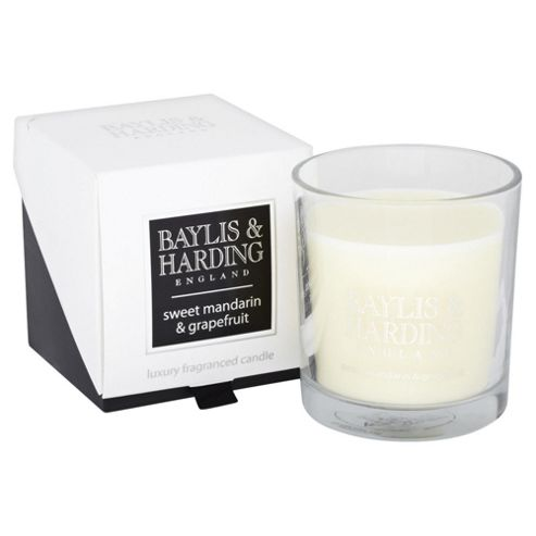 Baylis & Harding Sweet Mandarin & Grapefruit Boxed Candle