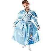 Cinderella Winter Wonderland - Child Costume 7-8 years