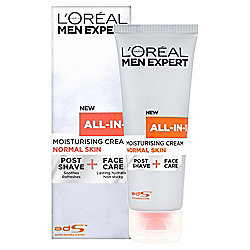 L'Oreal Men Expert All-In-1 Normal Cream 75Ml