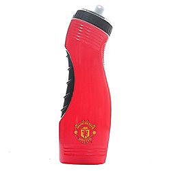 Manchester United Offical Football Water Drinks Bottle - 750ml