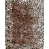 Think Rugs Sable 2 Light Beige Tufted Rug - 150cm L x 90cm W (4 ft 11 in x 2 ft 11.5 in)