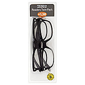 Tesco Reading Glasses Twin Pack 1.5