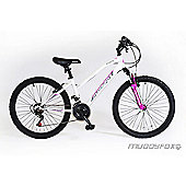 "Muddyfox Trinity 24"" Kids' Hardtail Bike"
