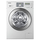 Samsung WF0804W8E1/XEU Ecobubble Washing Machine, 8kg Wash Load, 1400 RPM Spin, A++ Energy Rating. White
