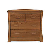 Mamas & Papas - Ocean Dresser with Changer - Autumn Oak