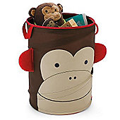 Skip Hop Zoo Pop-Up Hamper Monkey