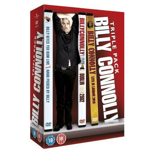 Billy Connolly (DVD Boxset)