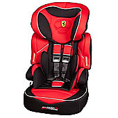 Nania Beline SP Luxe Car Seat (Ferrari Red)