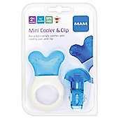 Mam Mini Cooler & Clip Teether