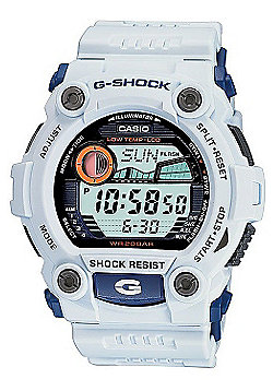 Casio G-Shock Mens Resin Chronograph, Alarm, Shock Resistant Watch G-7900A-7ER