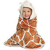 Cuddledry Toddler Bath Towel - Cuddlesafari