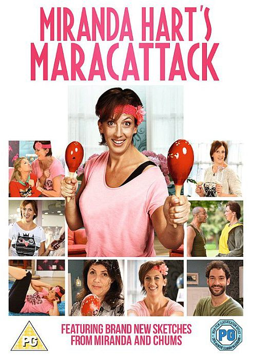 Miranda: Maracattack (Fitness DVD)