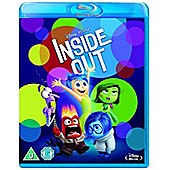 Inside Out 2D Blu-ray