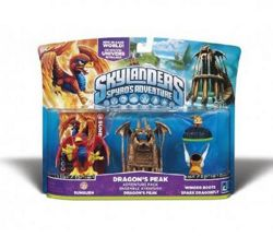 Skylanders - Adventure Pack - Dragon's Peak