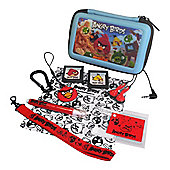 Angry Birds 3DS Accessory Set - 11 in 1