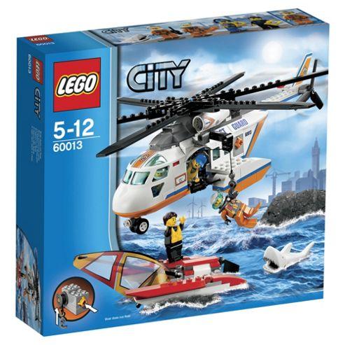 LEGO City Coast Guard Coast Guard Helicopter 60013
