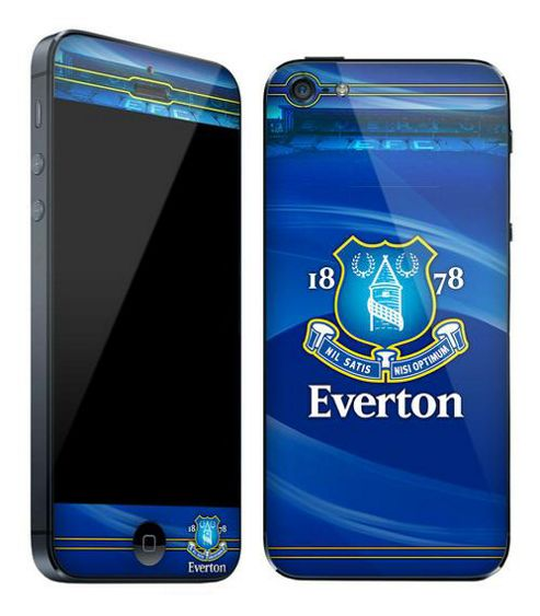 Everton F.C. Skin for iphone 5