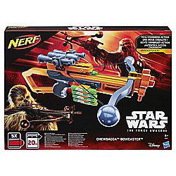 Star Wars Nerf Chewbacca Bowcaster