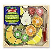 Melissa & Doug Wooden Cutting Fruit (14021)