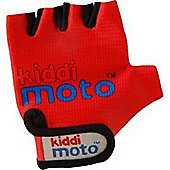 Kiddimoto Gloves Red (Medium)