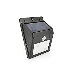 ECO Wedge Solar Motion Welcome Light - Black
