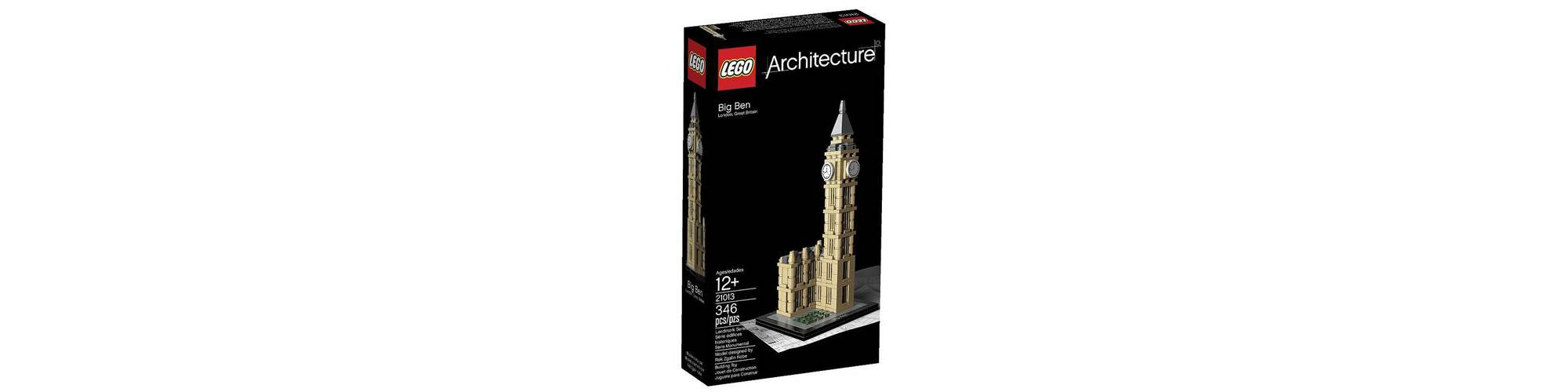Lego Architecture Big Ben 21013 Picture