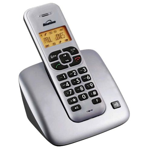 Binatone Solas 1505 Single Cordless telephone