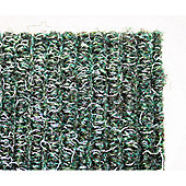 Dandy Stayfast Green Runner Contemporary Rug - Runner 60cm x 180cm