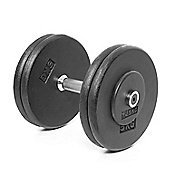 Body Power Pro-style Dumbbells 22.5kg (x2)