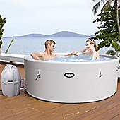 New 2012 Lay-Z-Spa Round Platinum Series 4 Portable Hot Tub