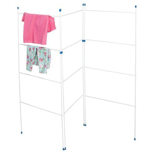 Metaltex 3 Fold Gate Clothes Airer