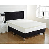 Sleepbetter Premier Airflow Memory Foam Mattress Topper King - 6cm Deep