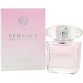 Versace Bright Crystal Eau de Toilette (EDT) 30ml Spray For Women