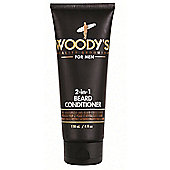 Woodys Beard 2 in 1 Conditioner 118g