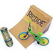 Riptide Mini Bike and Board with Ramp