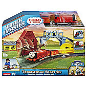Thomas Trackmaster Treacherous Traps Set - Tale Of The Brave
