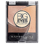 Maybelline Big Eyes Eyeshadow 01 Luminous Brown