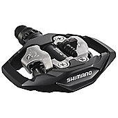 Shimano M530 SPD Trail Pedals in Black