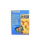 Brother BP61GLA Innobella A4 Premium Glossy Photo Paper (20 Sheets)