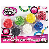 Cra-Z-Art Cra-Z-Loom Ultimate Refill