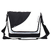 ABC Design Changing Bag White/Black
