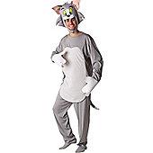 Tom Cat - Adult Costume Size: 38-42