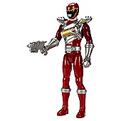 Power Rangers Dino Super Charge Dino Drive Red Ranger Action Figure